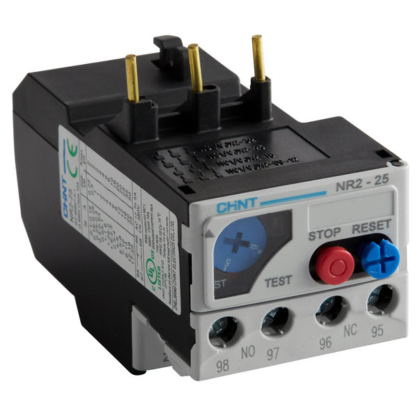 Avantco PMX605 Lift Motor Relay Overload for MX60 Main Image 1