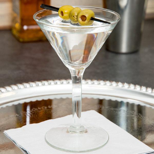 Libbey 8454 Citation 4.5 oz. Martini Glass - 36/Case