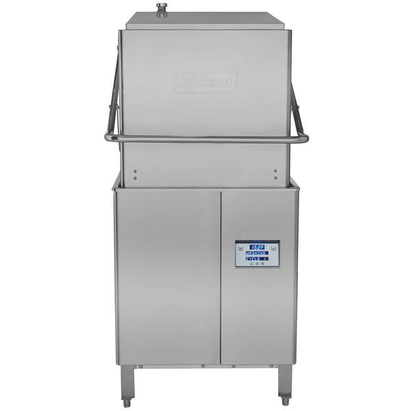 Jackson DynaStar High Temperature Door Type Dishwasher with Electric Booster Heater - 208V, 3 Phase Main Image 1