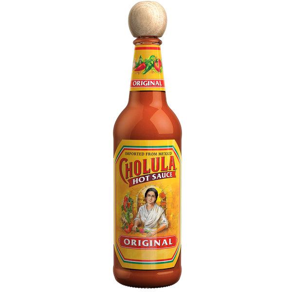 Cholula 12 oz. Original Hot Sauce - 12/Case