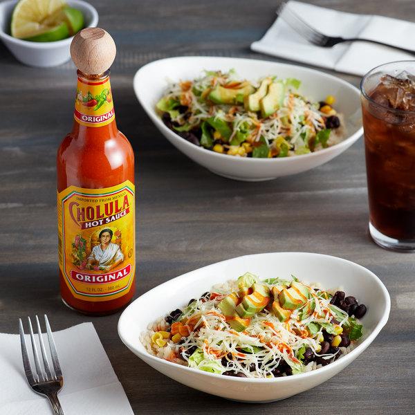 Cholula 12 oz. Original Hot Sauce - 12/Case Main Image 2