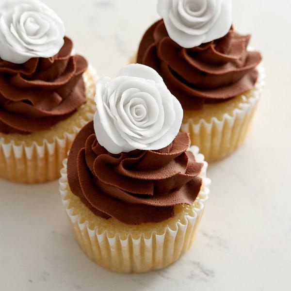 Satin Ice ChocoPan 1 lb. Bright White Modeling Chocolate Main Image 2