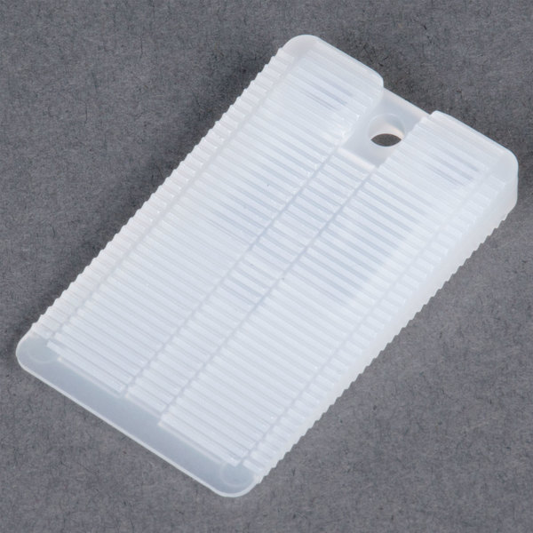 Wobble Wedge Tapered - Translucent Hard Nylon Installation Shim - 300/Pack
