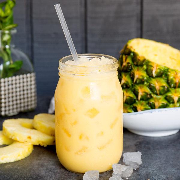 Fox's 1 Gallon Pineapple Syrup