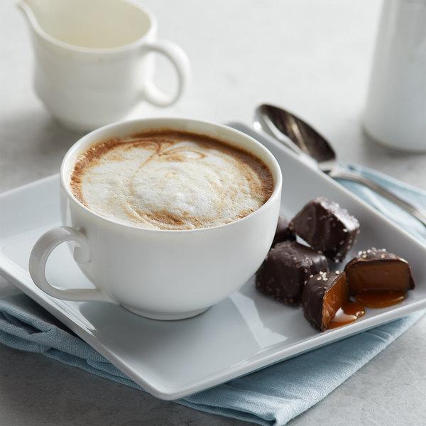 UPOURIA™ 2 lb. Salted Chocolate Caramel Cappuccino Mix Main Image 2