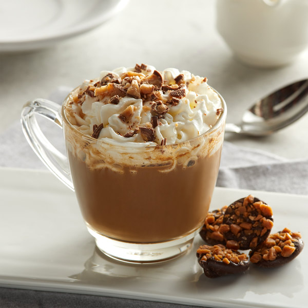 UPOURIA™ 2 lb. English Toffee Cappuccino Mix Main Image 2