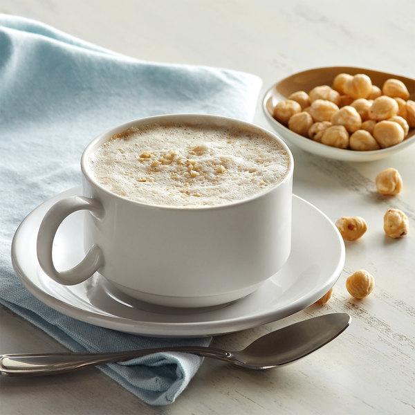 UPOURIA™ 2 lb. Hazelnut Cappuccino Mix - 6/Case Main Image 2