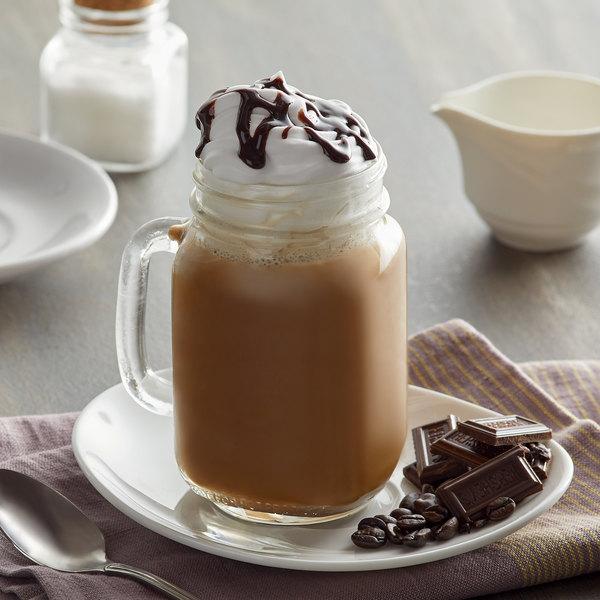UPOURIA™ 2 lb. Mocha Latte Cappuccino Mix Main Image 2