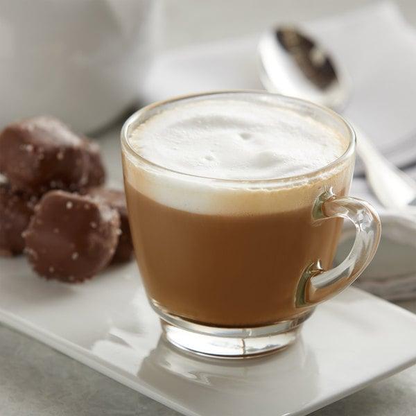 UPOURIA™ 2 lb. Gourmet Hot Chocolate Mix - 6/Case Main Image 2