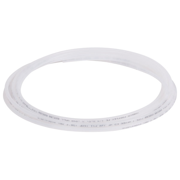 Jackson 4720-601-13-00 White Replacement Chemical Tube for Dish Machines Main Image 1