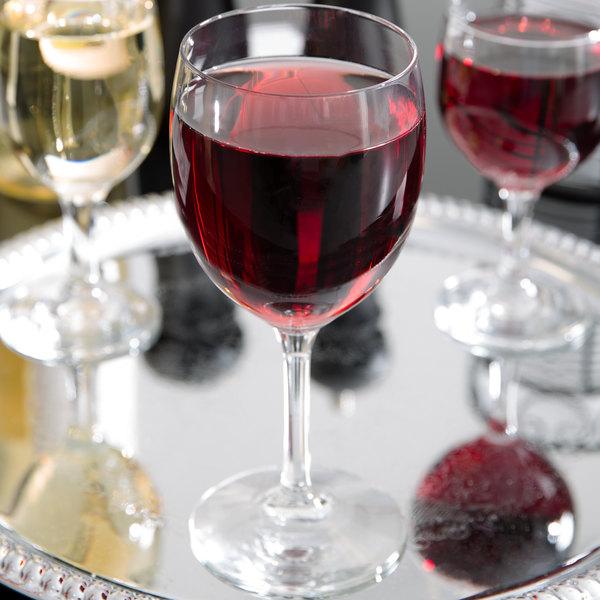 Libbey 8572SR Bristol Valley 12.5 oz. Chalice Wine Glass - 24/Case