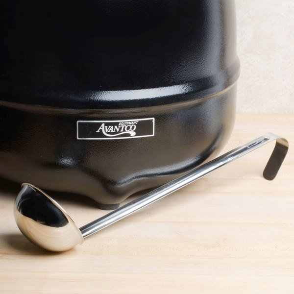 4 oz. One-Piece Stainless Steel Ladle