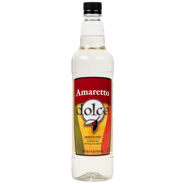 Dolce Amaretto Coffee Flavoring Syrup