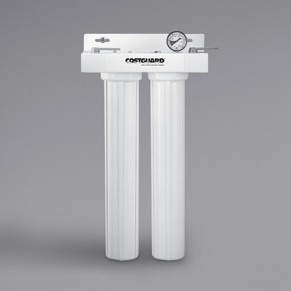 Everpure EV910022 CGS-22 DualFilter Housing for SlimLine Filtration Systems Main Image 1