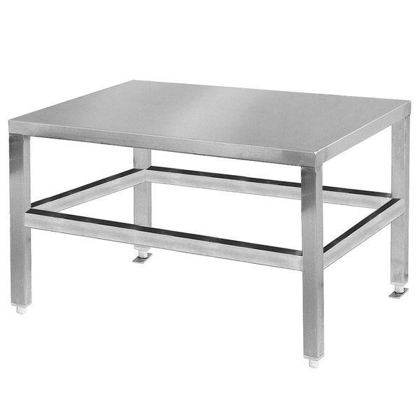 """Cleveland EST28 28"""" x 21"""" Stainless Steel Equipment Stand Main Image 1"""