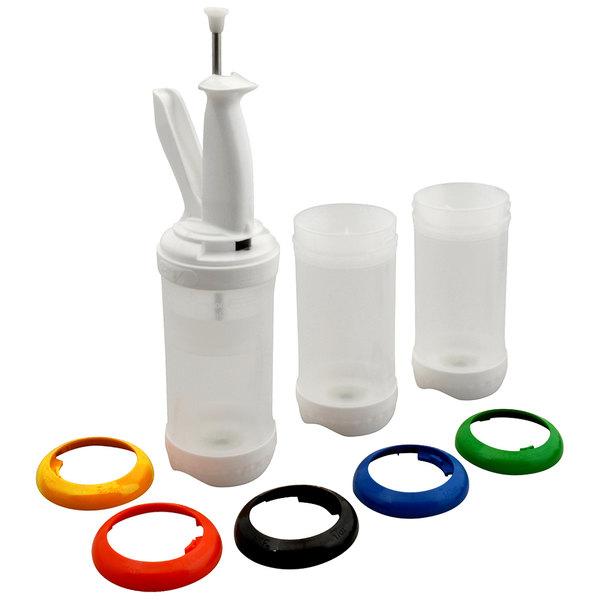 FIFO Innovations Portion Pal 16 oz. Portion Control Dispenser Starter Kit Main Image 1