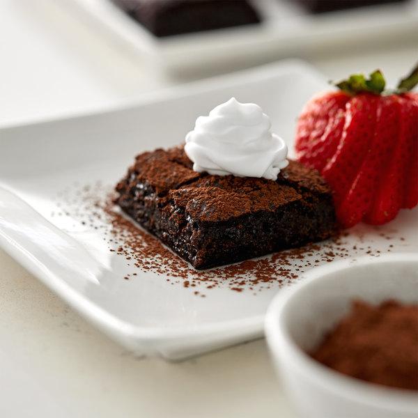 Ghirardelli 25 lb. Sweet Ground Dark Chocolate & Cocoa Powder Main Image 2