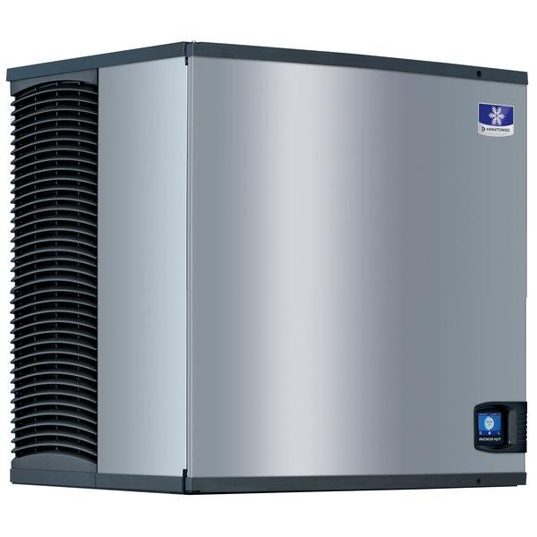 "Manitowoc IRT0900A Indigo NXT 30"" Air Cooled Regular Size Cube Ice Machine - 208-230V, 797 lb. Main Image 1"