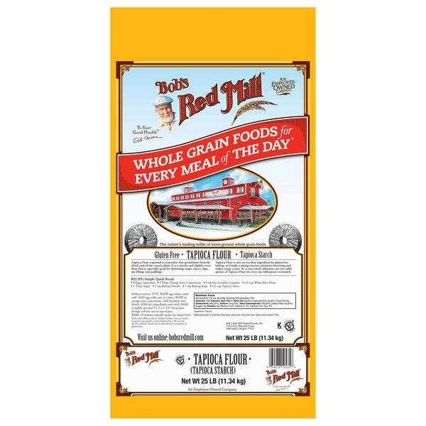 Bob's Red Mill 25 lb  Gluten Free Tapioca Flour