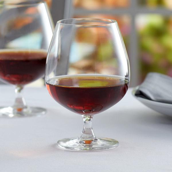 Acopa Covella 22 oz. Brandy Snifter Glass - 12/Case Main Image 2