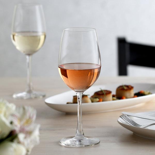 Acopa Covella 12 oz. Wine Glass - 12/Case Main Image 2
