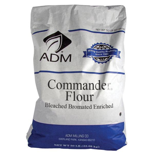 Premium Spring Patent Flour - 50 lb. Main Image 1