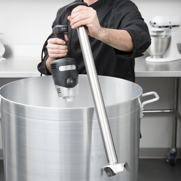 "Waring WSB70ST 21"" Stainless Steel Shaft for Big Stix Heavy-Duty Immersion Blenders Main Image 4"