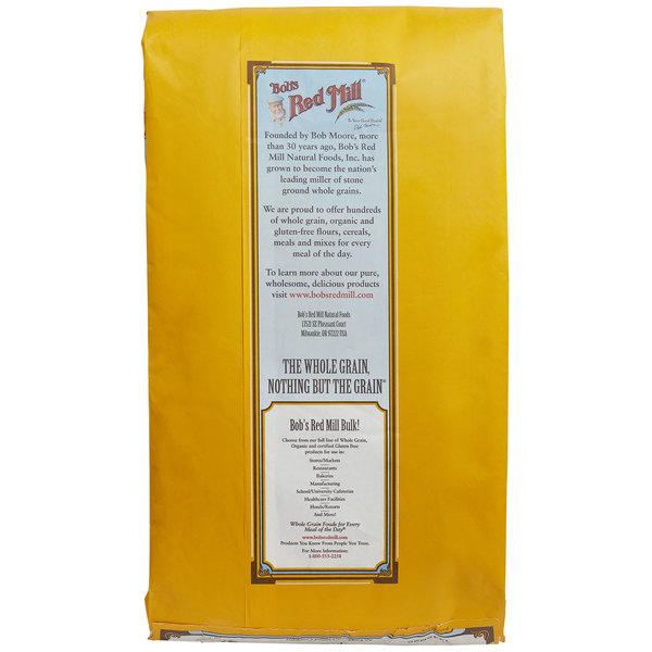 Bob's Red Mill Gluten-Free Flour (White Rice) - Bulk 25 lb.