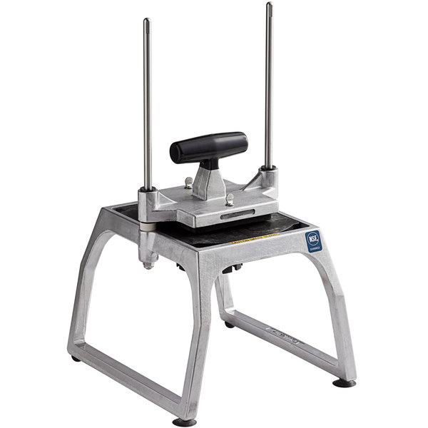 Vollrath 55464 InstaCut 5.1 6 Section Fruit and Vegetable Wedger - Tabletop Mount Main Image 1