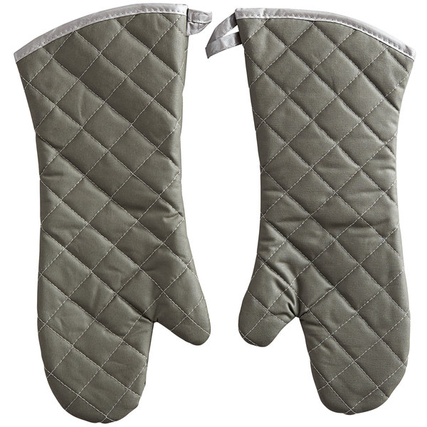Choice 17 inch Flame Retardant Oven Mitts