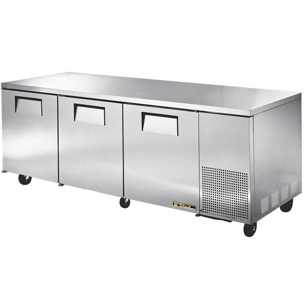 "True TUC-93 93"" Extra Deep Undercounter Refrigerator"