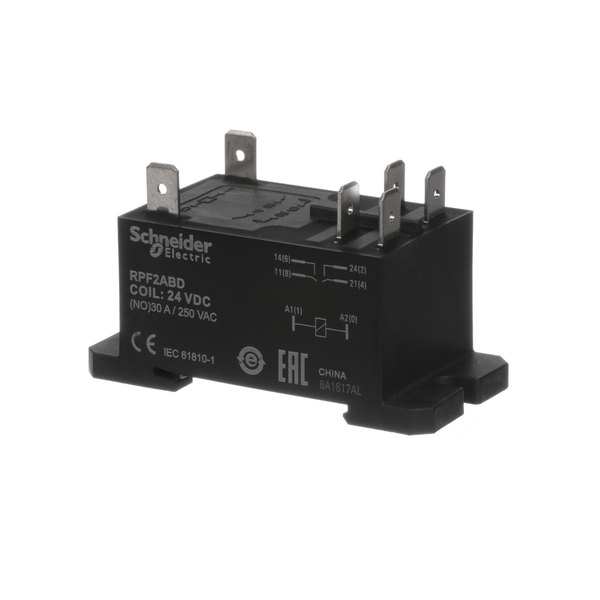 Franke Foodservice Systems Inc 19003558 Relay, 30A Main Image 1