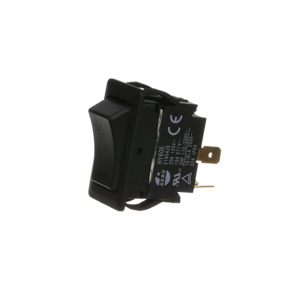 Food Warming Equipment SWH RCK HY60 Rck Hy60 Fwe Switch, Non-Lt On/Off Rocker Blk Main Image 1