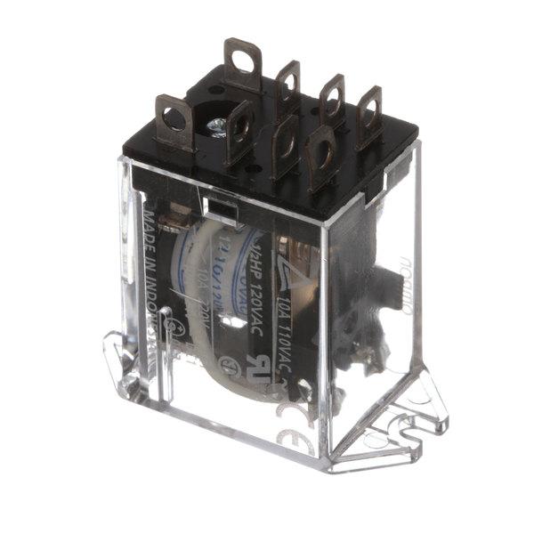 Baxter 01-1000V6-00297 Relay Dpdt 1/2 In 24V Coil