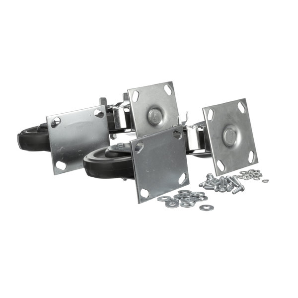 Wittco WP-114-5 Caster, Set Of 4
