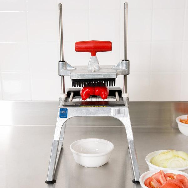 "Vollrath 55011 Redco InstaCut 5.0 1/4"" Vegetable Slicer"
