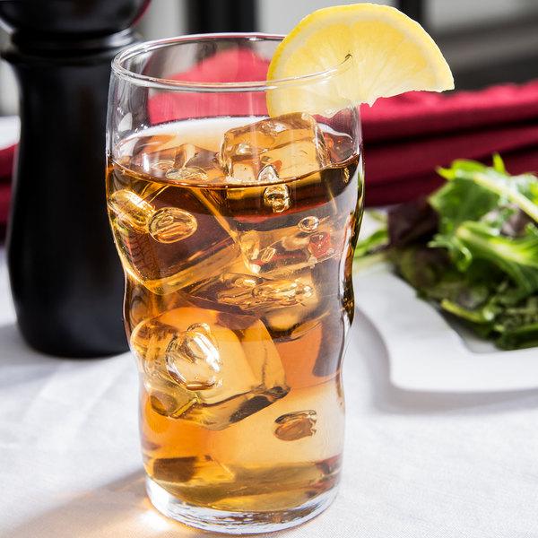 Libbey 606HT Governor Clinton 12 oz. Iced Tea Glass - 48/Case Main Image 6