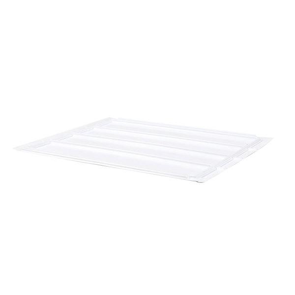 Hussmann 406075 White Display Pan