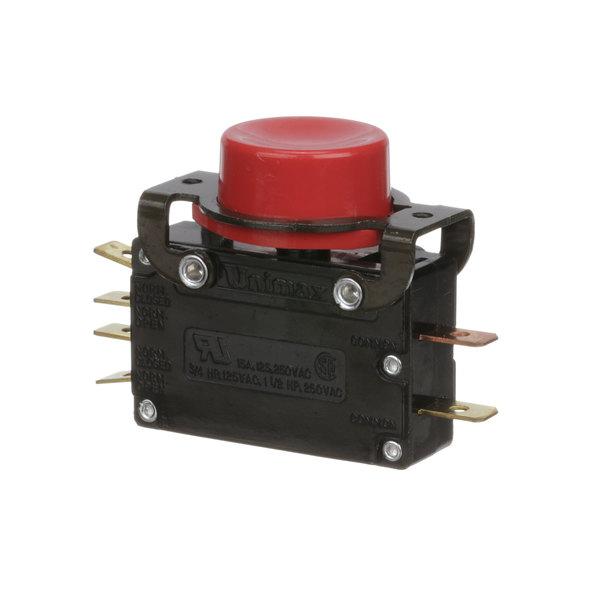 Cornelius 620305408 Switch Dpdt Red Pb Main Image 1