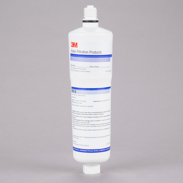 3M Water Filtration Products HF8-S Replacement Cartridge for SF165 and SF18-S Water Filtration Systems Main Image 1