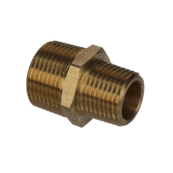 Lancer 112RJF Brass Hex Nipple 43528 Mpt X 43467 Mp Main Image 1