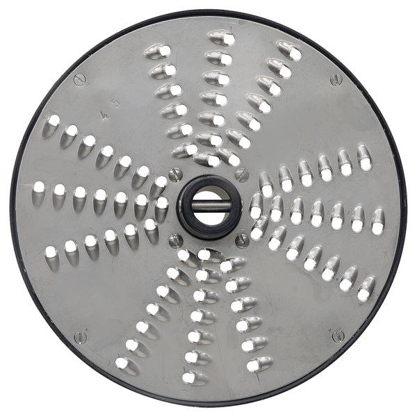 """Hobart 3SHRED-3/8-SS 3/8"""" Stainless Steel Shredder Plate Main Image 1"""