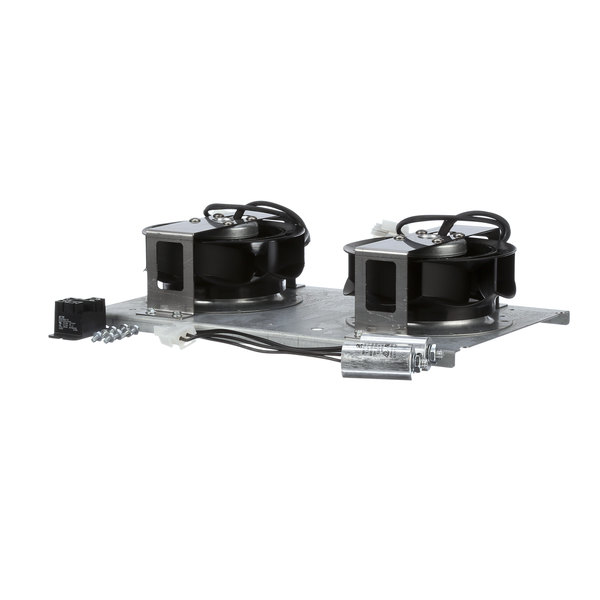 Amana Commercial Microwaves 59174582 Kit- Cooling Fans, Relay, & Ca Main Image 1