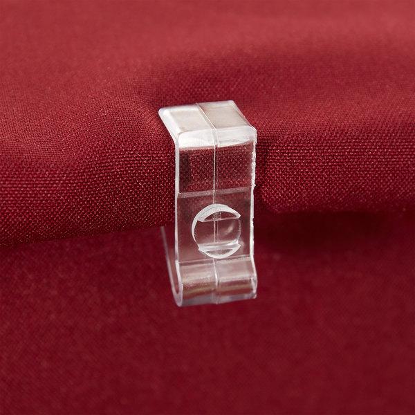 Snap Drape B Skirt Clip - 100/Pack