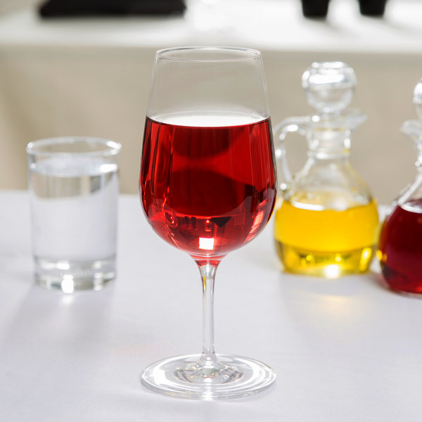 Stolzle 1400031T Assorted Specialty 10.75 oz. INAO Tasting Glass - 6/Pack Main Image 2