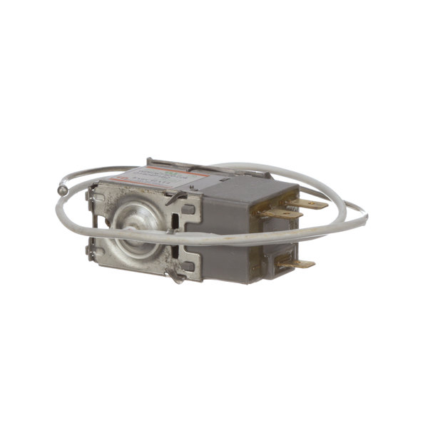 Summit Appliance SCR450LBI7MED Manual Thermostat