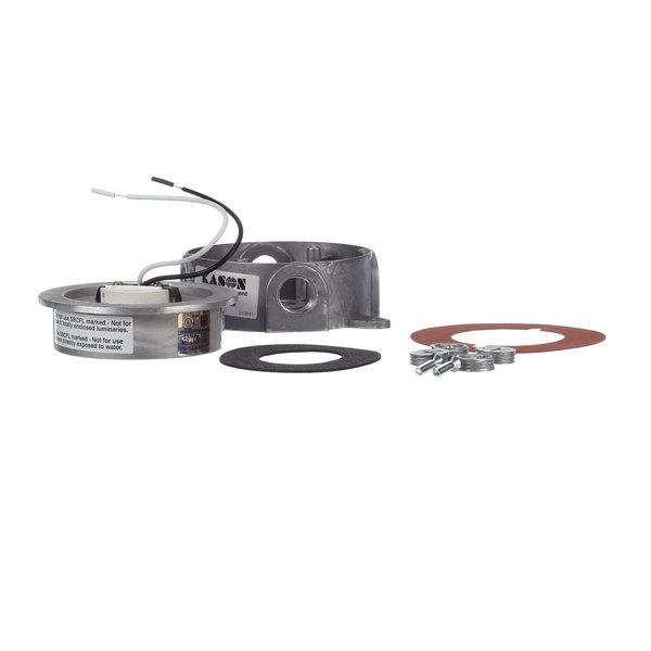 Kolpak 500000595 Cmplt Light Fixture W/Bulb & Glob