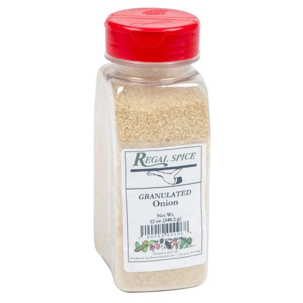 Regal Granulated Onion - 12 oz.