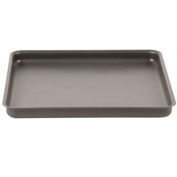 "American Metalcraft HCSQ1420 14"" x 14"" x 2"" Hard Coat Square Pizza Pan"