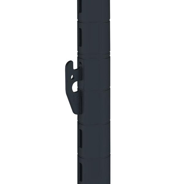 "Metro 86PQ-DBM qwikSLOT Black Matte Post - 86 5/8"""